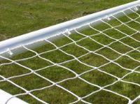 Portable 9v9 aluminium football goals